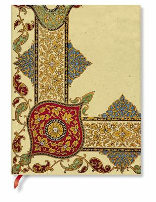 Paperblanks Paisley Ivory Kraft Ultra Flexi Lined 240 pp