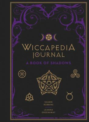 Wiccapedia Journal - A Book of Shadows