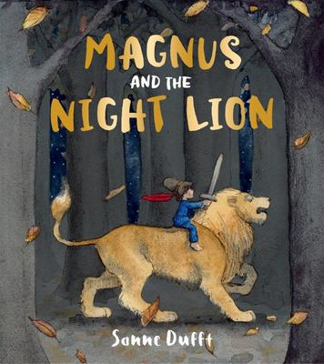 Magnus and the Night Lion