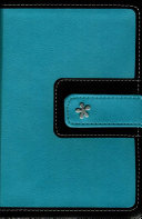 NIV Thinline Bible Compact Thinline Blue/Brown