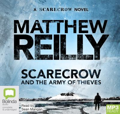 Scarecrow and the Army of Thieves (MP3)