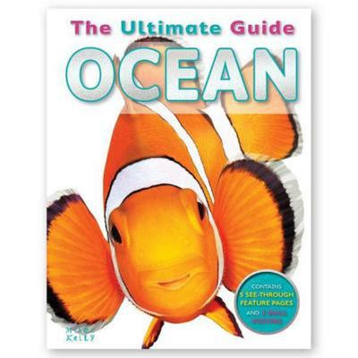 Ultimate Guide - Ocean - Contains 5 See-Through Feature Pages