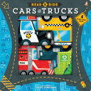 Read & Ride: Cars and Trucks : 4 board books inside!