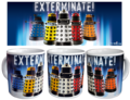 Dr Who Daleks Exterminate Mug