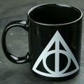 Harry Potter Deathly Hallows Mug