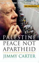 Palestine Peace Not Apartheid