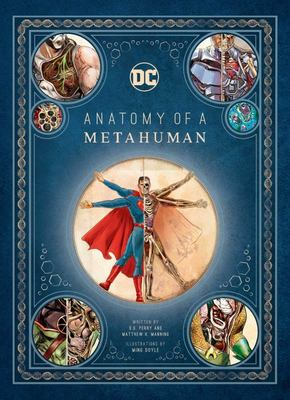 DC Comics - Anatomy of a Metahuman