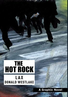 The Hot Rock - A Graphic Adaptation