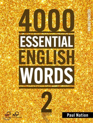 4000 Essential English Words 2 With Answer Key, 2nd Edition 2018