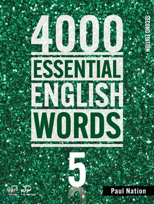 4000 Essential English Words 5 With Answer Key, 2nd Edition 2018