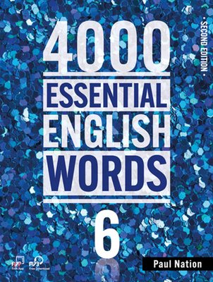 4000 Essential English Words 6 With Answer Key, 2nd Edition 2018