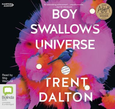 Boy Swallows Universe (Audio CD)
