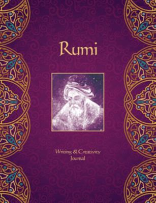 Rumi Journal - Writing and Creativity Journal