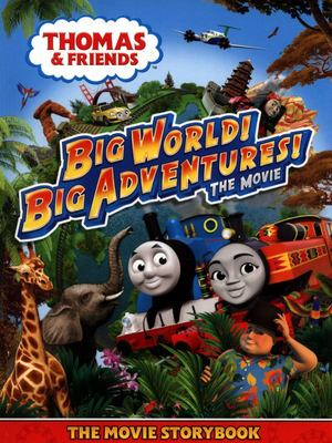 Thomas Movie Storybook (Thomas & Friends)