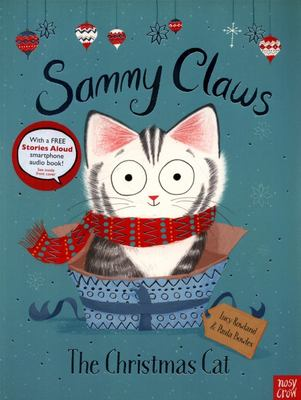 Sammy Claws the Christmas Cat (HB)
