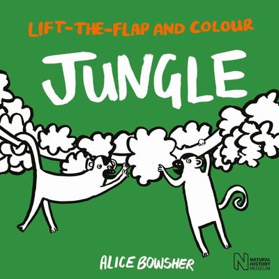 Lift-The-flap and Colour Jungle