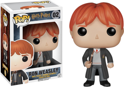 Harry Potter - Ron Weasley Pop!