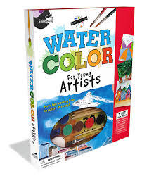 Water Color for Young Artists Set