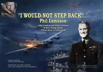 I Would Not Step Back: Phil Lamason Story