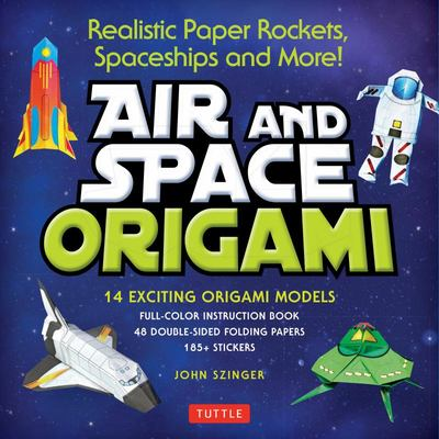 Air and Space Origami Kit