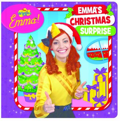 The Wiggles Emma's Christmas Surprise Storybook