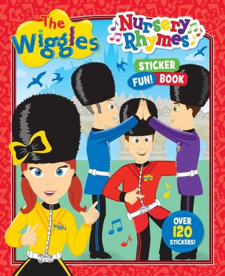 The Wiggles Sticker Song Book - Nursery Rhymes