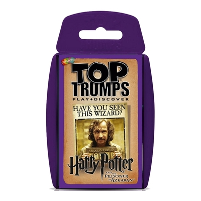 Top Trumps Harry Potter and the Prisoner of Azkaban