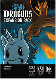 Unstable Unicorns Expansion: Dragons
