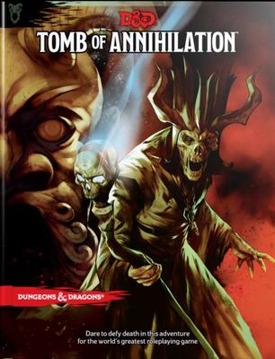 D&D 5e - Tomb of Annihilation  Dungeons & Dragons