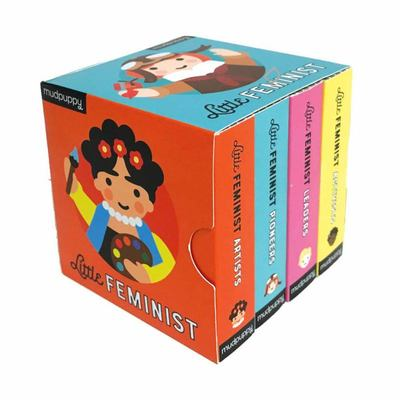 Little Feminist Board Book Set: Activists / Artists / Leaders / Pioneers