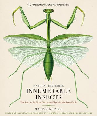 Innumerable Insects - Featuring Extraordinary Illustrations from One of the World's Great Rare Book Collections