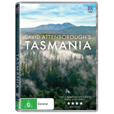 David Attenborough's Tasmania DVD