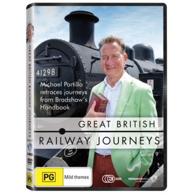 Great British Railway Journeys: S9