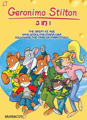 Geronimo Stilton 3-In-1 (#2)