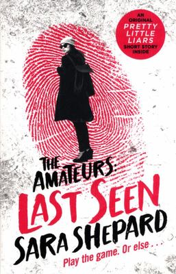 Last Seen (The Amateurs #3)