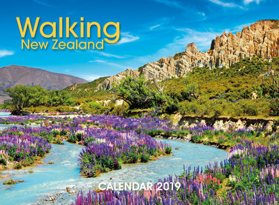 Walking New Zealand 2019 Calendar