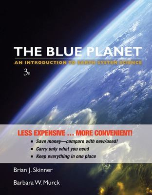 The Blue Planet - An Introduction to Earth System Science
