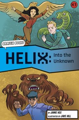 Helix: Into the Unknown (Helix #1)