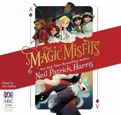 The Magic Misfits (#1) (Audio-CD; unabridged; 4 CDs)