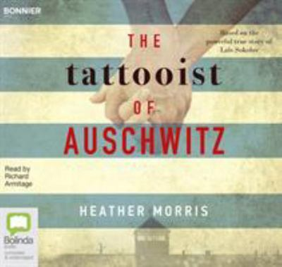 Tattooist of Auschwitz audio cd