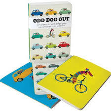 Odd Dog Out Mini Exercise Book