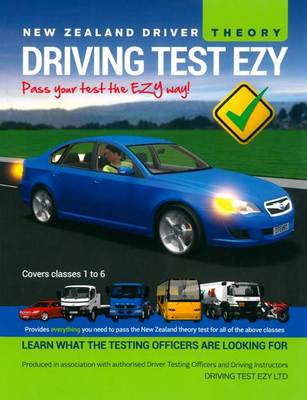 Theory: Pass Your Test the EZY Way! (New Zealand Driver Driving Test Ezy)