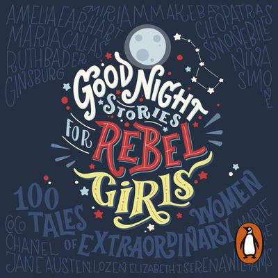 Good Night Stories For Rebel Girls CD