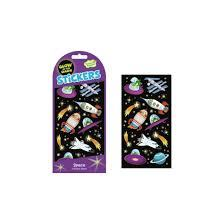 Space Glow-in-the-Dark Stickers