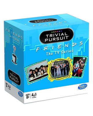 Friends Trivial Pursuit