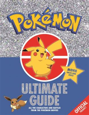 Official Pokemon Ultimate Guide