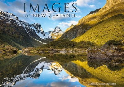 Images of New Zealand 2019 Calendar