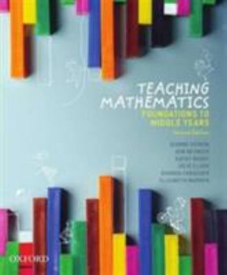 Teaching Mathematics Foundations to Middle Years