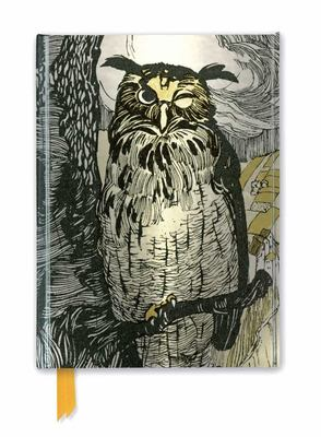 Grimm's Fairy Tales: Winking Owl (Foiled Journal)