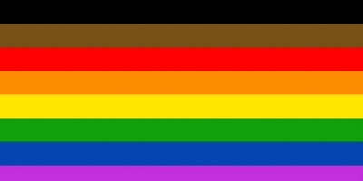 Sticker – PoC Rainbow Pride